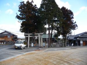 神事ビールの祖の総社神社